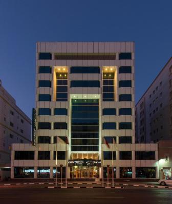 Top deals hotel four points by sheraton bur dubai uae for Best hotel deals in dubai