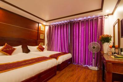 Sapa Golden Moon Hotel
