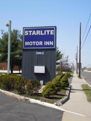 Starlite Motel Absecon Nj