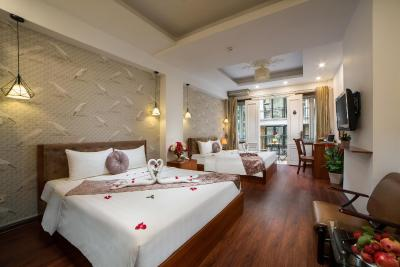Khách sạn Hà Nội Blue Lotus