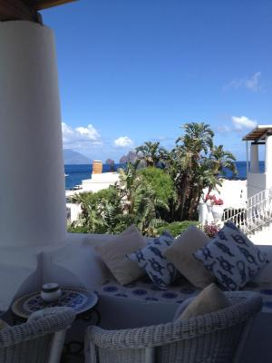 Hotel Lisca Bianca - Panarea - Foto 15