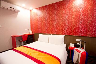 Design ximen hotel taiw n taip i for Design hotel ximen