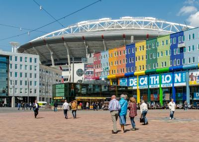 Hotel Naast Amsterdam Arena