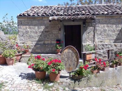 Antico Borgo B&B - Petralia Soprana