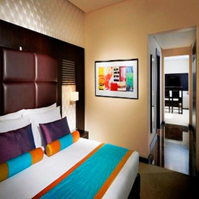 Hues boutique hotel dubai uae for Hues boutique hotel location