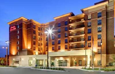 Hampton Inn And Suites Baton Rouge Downtown LA