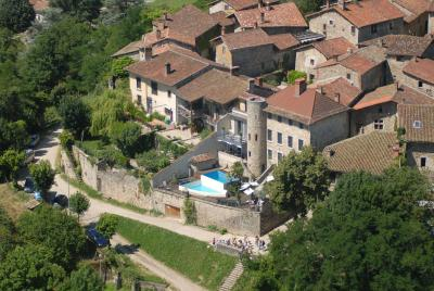 casa la Signora di Perugia, Pérouges, Ain