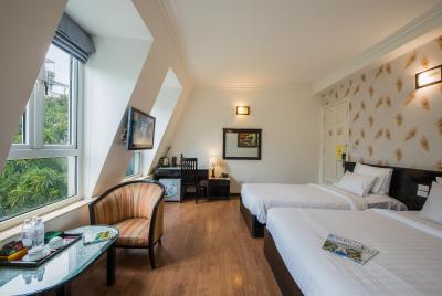 Khách sạn Hà Nội Bella Vita