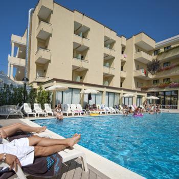 Park hotel kursaal italia misano adriatico - Hotel misano adriatico con piscina ...