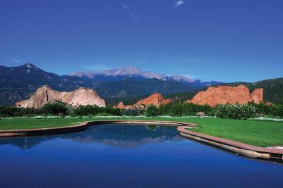 Garden Of The Gods Club Amp Resort Colorado Springs Co