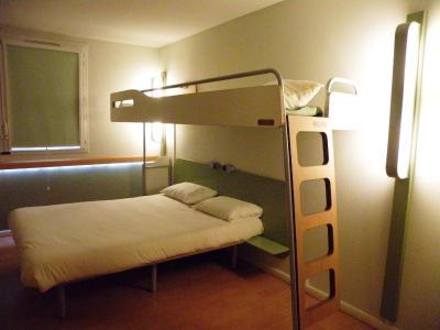 h tel ibis budget montauban les chaumes montauban france. Black Bedroom Furniture Sets. Home Design Ideas