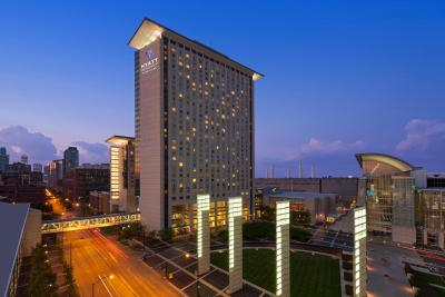 Hotel Hyatt Regency Mccormick Place Chicago Il