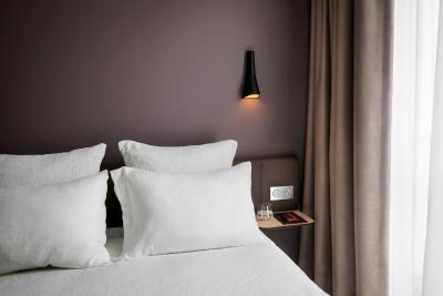 Okko hotel nantes chateau france for Hotel design nantes
