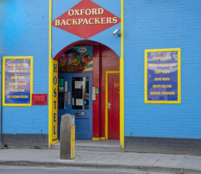 hostel oxford:
