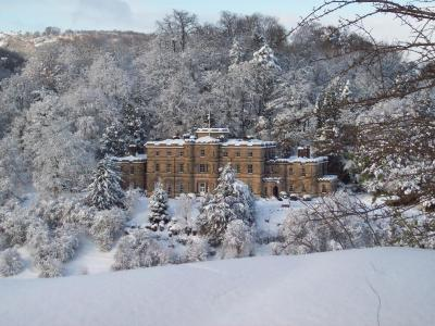 Willersley Castle Hotel Matlock Uk