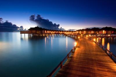Resort The Sun Siyam Iru Fushi Manadhoo Maldives