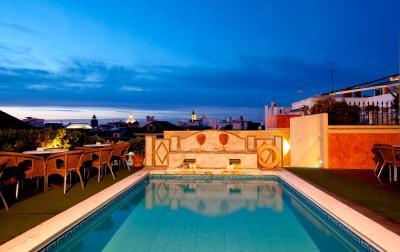 Hotel Do A Mar A Seville Spain