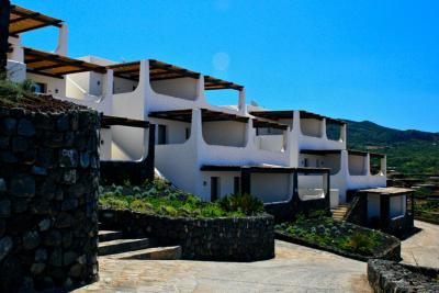 Kuddie Rosse Eco-Friendly Residence - Pantelleria