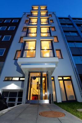 centro hotel le boutique deutschland hamburg. Black Bedroom Furniture Sets. Home Design Ideas