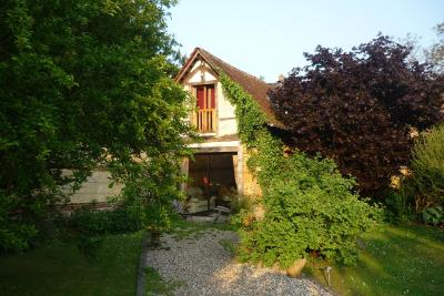 Bed and breakfast au fond du jardin maison d 39 h tes saint for Au fond du jardin saint saens