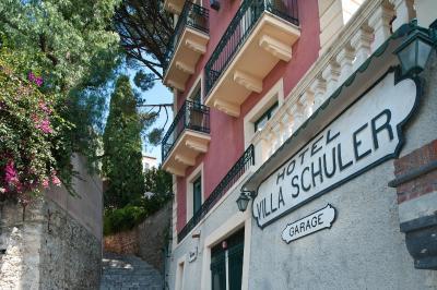 Hotel Villa Schuler - Taormina - Foto 27