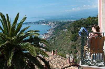 Hotel Villa Schuler - Taormina - Foto 17