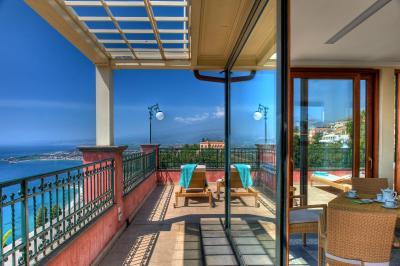 Hotel Villa Schuler - Taormina - Foto 19