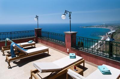 Hotel Villa Schuler - Taormina - Foto 16