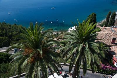 Hotel Villa Schuler - Taormina - Foto 33