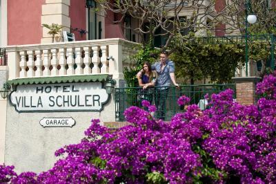 Hotel Villa Schuler - Taormina - Foto 26