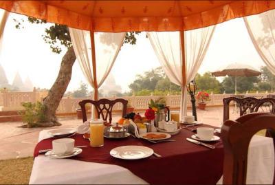 Hotel Amar Mahal Orchha India