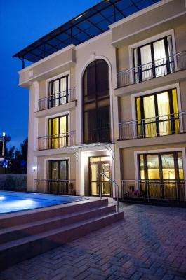 Апарт-Отель Мирный