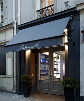 Hotel mademoiselle paris france - Mademoiselle a paris ...