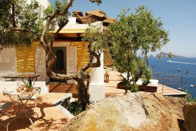 Villa Rocce Rosse - Panarea - Foto 9