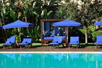 E Booking Essaouira Lemedina Hotel Thalassa sea & spa (Marocco Essaouira) - Booking.com