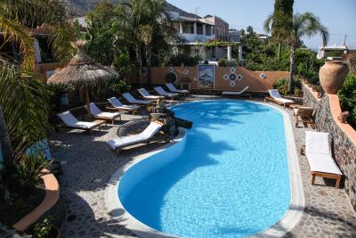 Hotel Mamma Santina - Santa Marina Salina - Foto 12