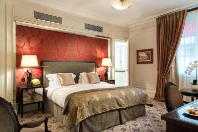 Best deals for h tel san r gis paris france for Chambre dhotel de luxe