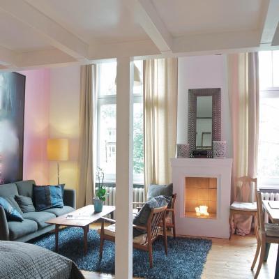 hadley 39 s bed breakfast hamburg germany. Black Bedroom Furniture Sets. Home Design Ideas