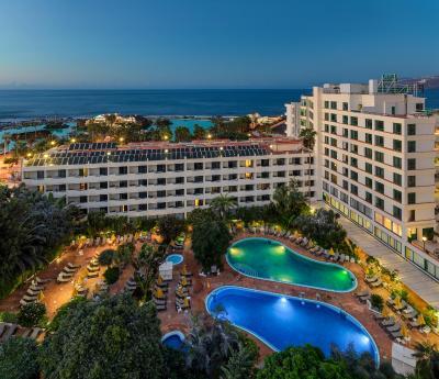 Hotele h10 tenerife playa puerto de la cruz for Design hotels teneriffa