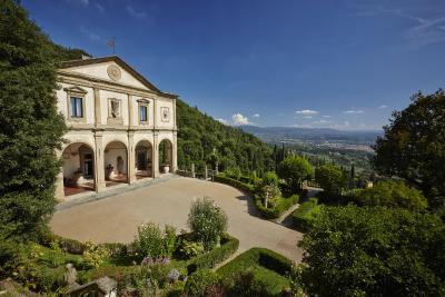 The Hotel Belmond Villa San Michele, Fiesole, Florence