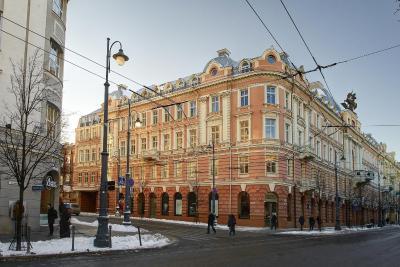 gedimino 20 vilnius apartments lithuania bookingcom