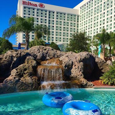 Hilton Hotels On Disney Property