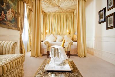 5 Star Luxury Hotel - InterContinental Amstel Amsterdam - Netherlands
