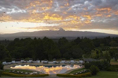 费尔蒙特山肯尼亚野生动物园俱乐部酒店
