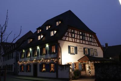 Guesthouse zum ochsen karlsruhe germany for Karlsruhe design hotel