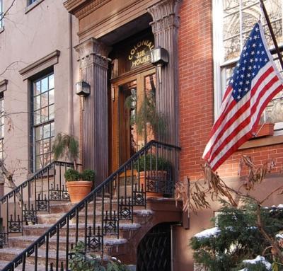Colonial House Inn New York City Ny Booking Com