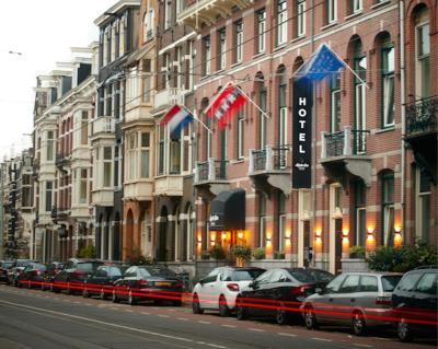 Apple Inn Hotel Amsterdam Netherlands