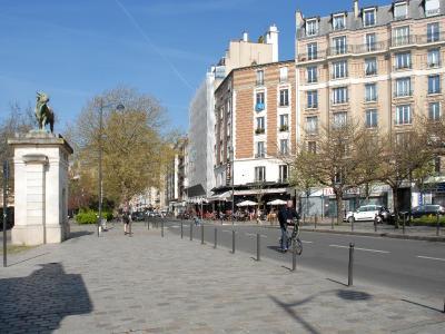 Apartment appart tourisme porte de versailles paris for Paris expo porte de versailles parking