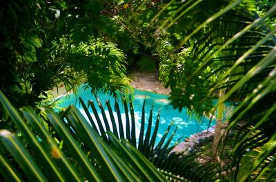 Holiday home hacienda xcaret studio 1 playa del carmen for Jardin xel ha
