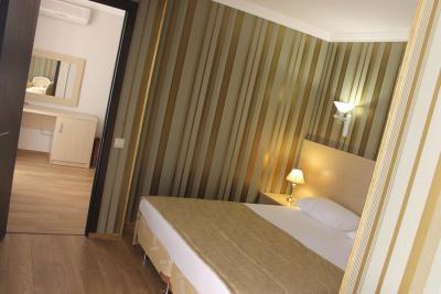 У Заполярья отель